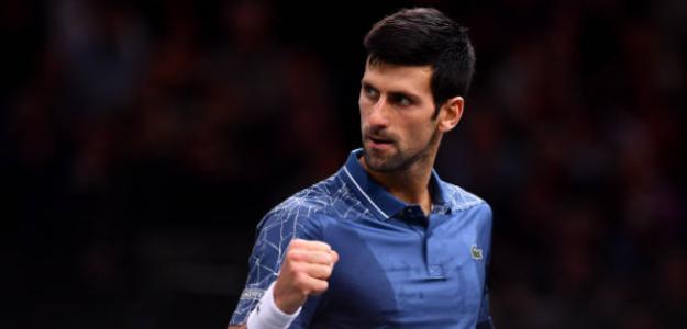 Djokovic recupera el número 1 de la ATP. Foto: Getty