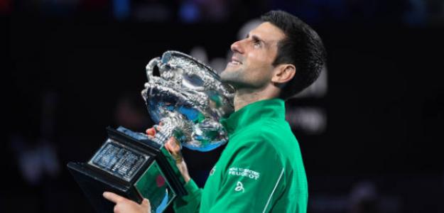 """Novak Djokovic: """"Thiem fue mejor que yo"""". Foto: Getty"""