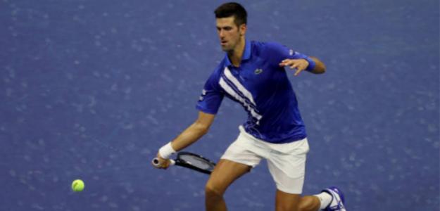 ¿Quién podrá con Novak Djokovic en el US Open 2021? Foto: Getty