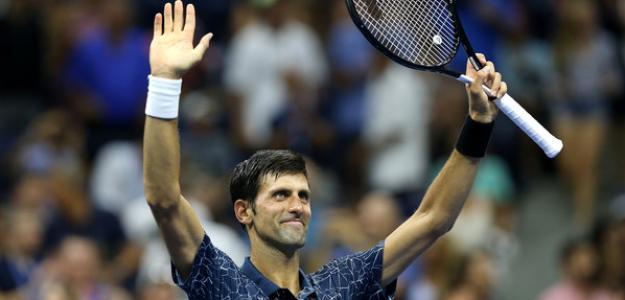 Novak Djokovic se clasificó a los octavos de final. Foto: Zimbio