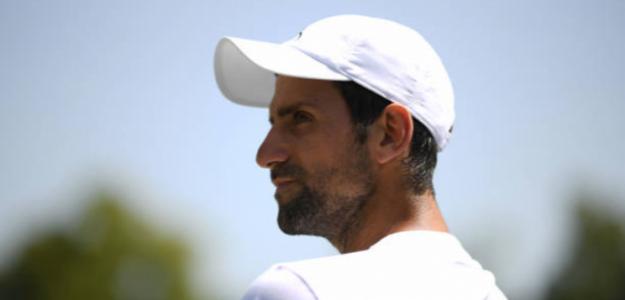 """Novak Djokovic: """"He pensado dejar el Consejo de jugadores"""". Foto: Getty"""