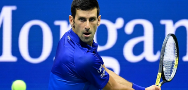 Novak Djokovic, primer cuartofinalista