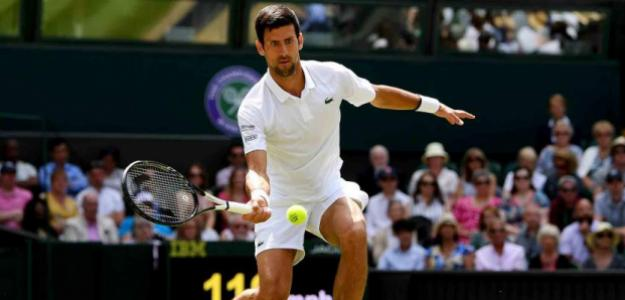 El campeón volvió a su jardín. Fuente: ATP