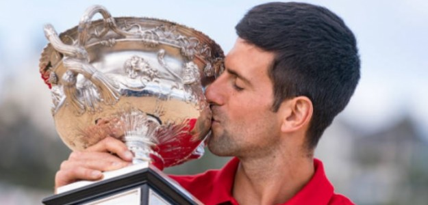 Novak Djokovic. Foto: Getty Images