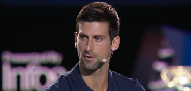 "Djokovic: ""La Next Gen terminará ganando Grand Slams, es algo inevitable"". Foto: Australian Open"