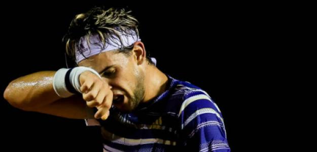Dominic Thiem, entrenamiento retomar tenis. Foto: gettyimages