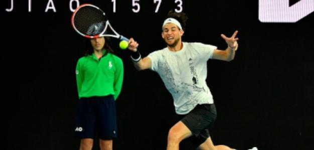 Dominic Thiem Gana A Nick Kyrgios En Open De Australia 2021 Puntodebreak