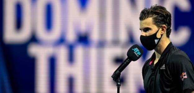 Dominic Thiem. Foto: Getty Images