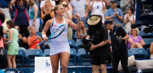 Dominika Cibulkova, repaso de su carrera por retirada. Foto: gettyimages