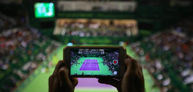 Roger Federer ya conoce su camino en Doha. Fuente: Getty