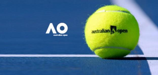 Nueva pelota en Open de Australia 2019. Foto: zimbio