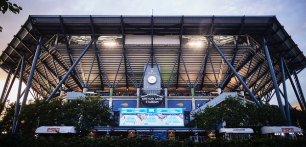 Arthur Ashe Stadium. Fuente: US Open