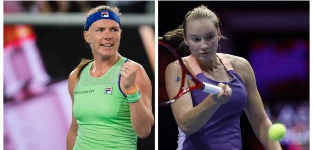 Elena Rybakina vs Kiki Bertens