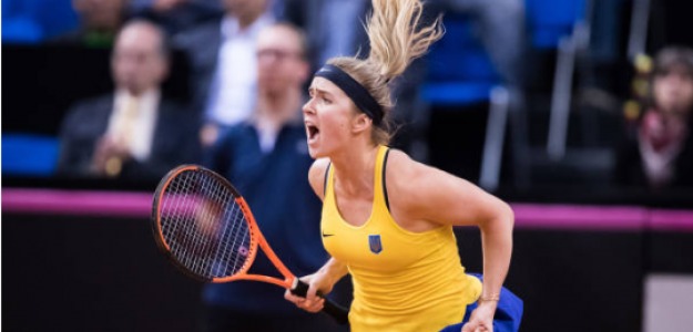 Elina Svitolina habla de su conflicto con Federación Ucraniana de Tenis. Foto: gettyimages