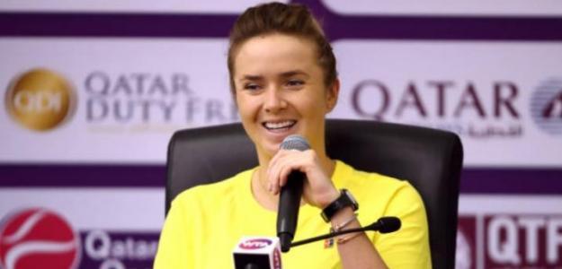 Elina Svitolina. Foto: Getty Images