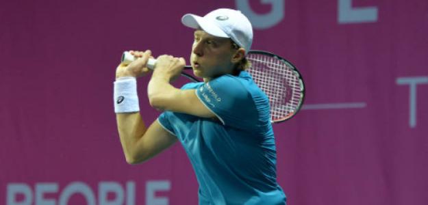 Emil Ruusuvuori en ATP Challenger Tour 2019. Foto: gettyimages