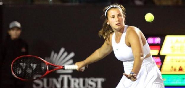 Emma Navarro, prodigio tenis primer triunfo profesional. Foto: gettyimages