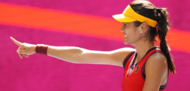 Emma Raducanu, semifinalista US Open 2021. Foto: gettyimages