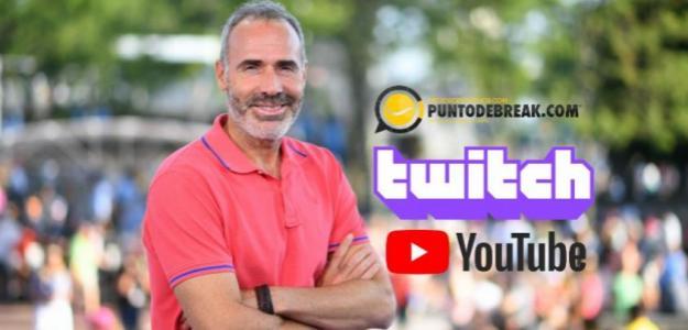 EN DIRECTO: Entrevista con Álex Corretja en Twitch y Youtube