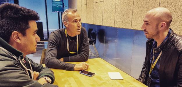 Entrevistamos a Àlex Corretja. Foto: Punto de Break