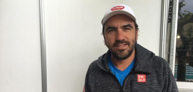 Dante Bottini tras la entrevista con Fernando Murciego. Fuente: Punto de Break