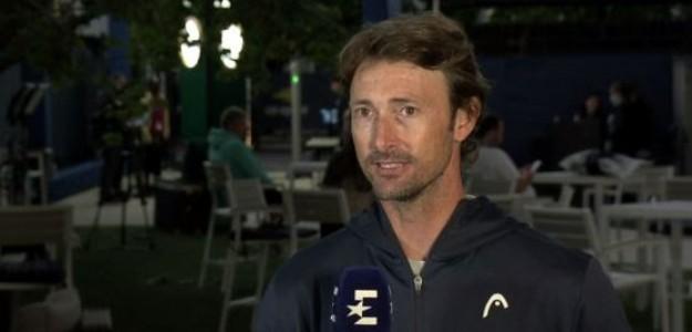 """Ferrero: """"Tenía el presentimiento de que este podía ser un partido especial"""". Foto: Eurosport"""