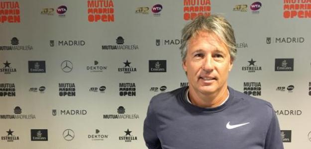 Franco Davin en su entrevista con Fernando Murciego. Fuente: Punto de Break