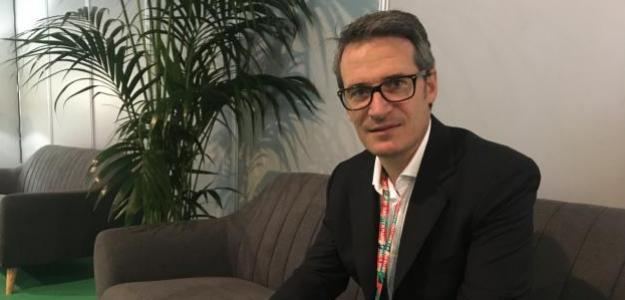 Galo Blanco en su entrevista con Punto de Break. Fuente: Fernando Murciego