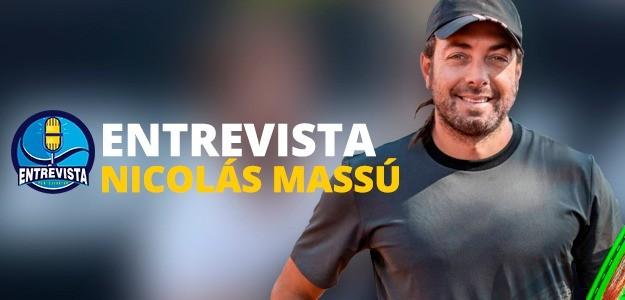 Entrevista con Nicolás Massú. Fuente: Punto de Break