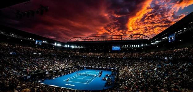 Entry List Open de Australia 2021. Foto: gettyimages