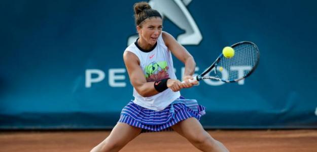 Errani, finalista del año pasado, paga muy bien su victoria contra Radwanska