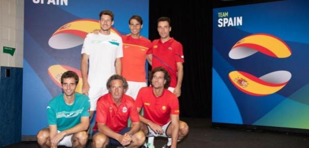 """Nadal: """"Si jugamos a nuestro mejor nivel, estamos en disposición de luchar por todo"""". Foto: ATP Tour"""