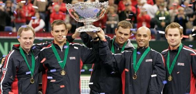 Estados Unidos ganó su última Copa Davis en 2007. Foto: Getty