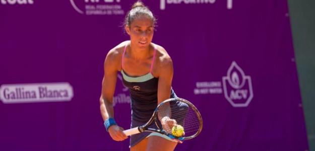 Entrevista a Estrella Cabeza. Foto: TICB Tennis Femení
