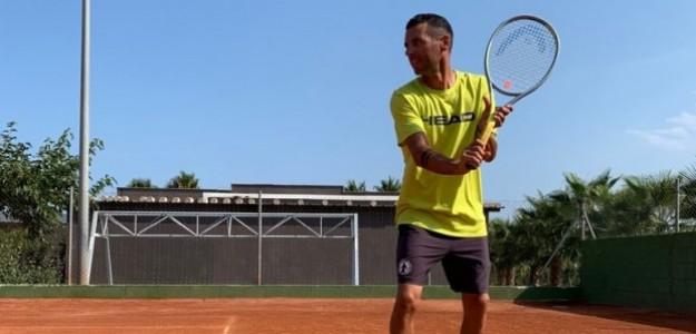 Análisis de la nueva raqueta HEAD Extreme MP, por Albert Montañés. Foto: HEAD