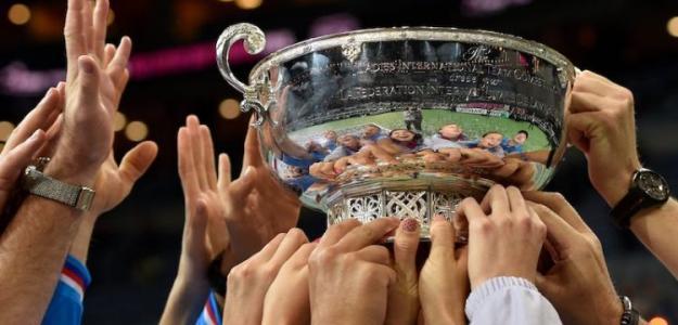 Fed Cup. Foto: Asociación Uruguaya de tenis