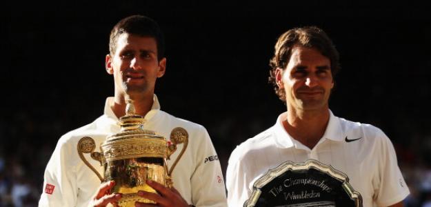 Roger Federer no pudo levantar un Slam durante cuatro años