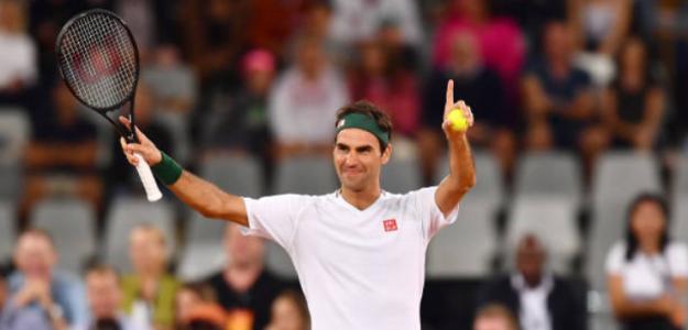 """Federer habla de un """"largo periodo sin viajes"""" para su calendario esta primavera. Foto: Getty"""