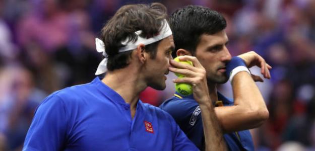 Lo que Federer necesita para volver a superar a Djokovic. Foto: Getty