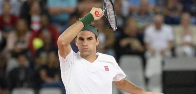 Roger Federer y su maravilloso mensaje a la nueva generación de tenistas. Foto: Getty