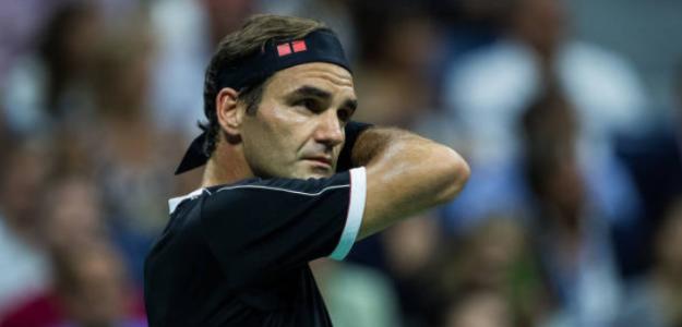 Roger Federer habla de la carrera por el GOAT y sus problemas de espalda. Foto: Getty