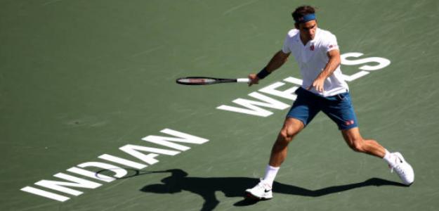 Roger Federer desea que gane Nadal para verse con él en SF. Foto: Getty