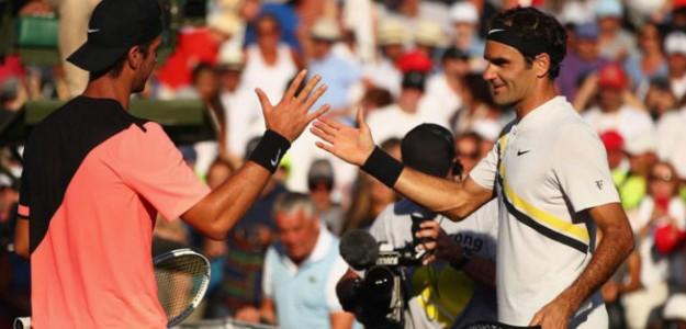 Roger Federer, derrotas de números 1. Foto: gettyimages