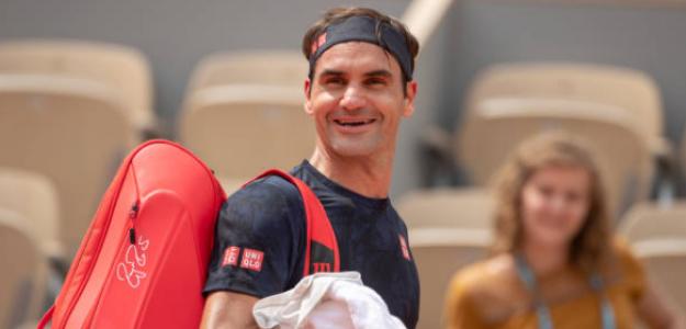 Roger Federer y el porqué de su longevidad en el tenis. Foto: Getty
