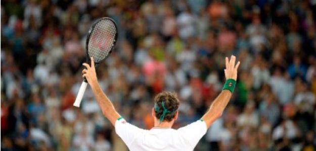 Roger Federer, el mejor pagado en la lista Forbes. Fuente: Getty
