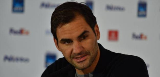 Federer lanza un mensaje a Zverev por sus quejas sobre el Calendario. Foto: Getty