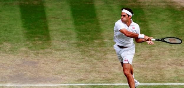 Roger Federer, mejores momentos en Wimbledon. Foto: gettyimages