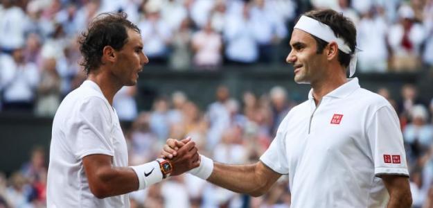 Un tenista canadiense critica duramente a Federer y Nadal y los llama egoístas. Foto: Getty