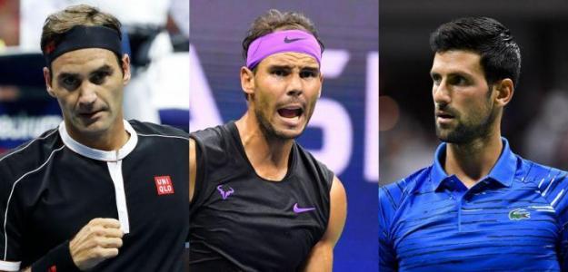 La batalla por el Número 1: Djokovic, Federer y Nadal con las miras puestas en Australia