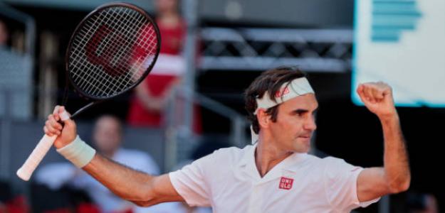 Federer elige sus tres victorias más especiales. Foto: Getty